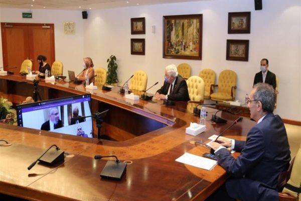 بروتوكول تعاون بين وزارة التعليم والمصرية للاتصالات لتطوير مدرسة صناعية