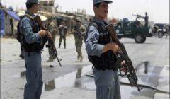 مقتل 3 رجال شرطة وإصابة 18 في هجوم انتحاري على مركز للشرطة جنوب أفغانستان