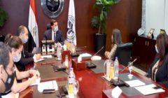 """رئيس هيئة الاستثمار يلتقي مسئولي """"مارس – ريجلي"""" الأمريكية لبحث توسعها بمصر"""