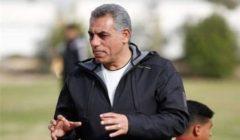 إصابة إسلام جمال لاعب نادي سموحة خلال اللقاء الودي أمام الزمالك