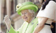 رغم الشائعات.. الملكة إليزابيث تهنئ «ميجان» بعيد ميلادها