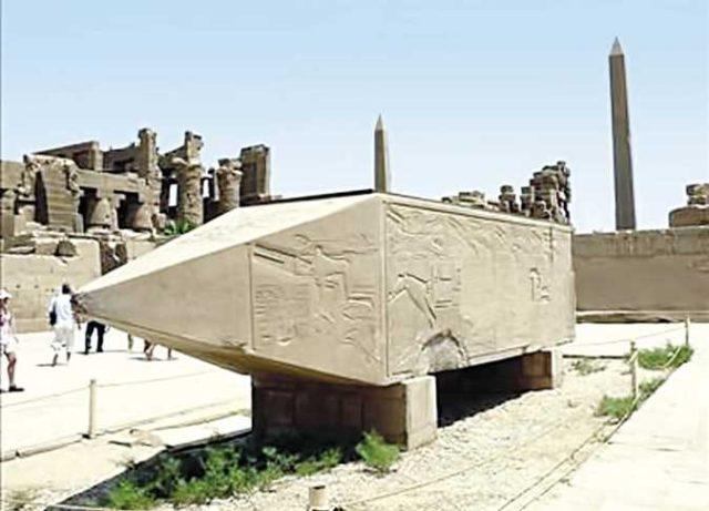 «المصري اليوم» تستعرض قصص المسلات المصرية (ملف خاص)