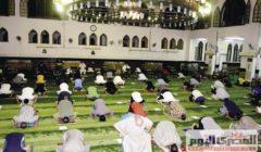 استعدادات المساجد قبل عودة «الجمعة»