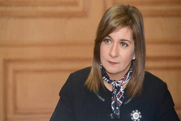 وزيرة الهجرة تكشف حقيقة تصريحاتها بشأن منع المصريين دخول الكويت