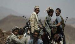 مصرع مواطن يمني ونجليه جراء انفجار لغم زرعه الحوثيين