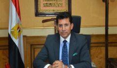 وزير الشباب يشارك في تقييم المتقدمين للالتحاق بالبرنامج الرئاسي لتأهيل التنفيذيين
