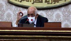 """عبدالعال: منهج مساعد وزير المالية غير مألوف.. ومعيط يعتذر للنواب: """"حماس زائد"""""""
