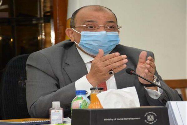 """""""شعراوي"""" يبحث مع مسئولة """"الأغذية العالمي"""" ملفات التعاون في المحافظات"""