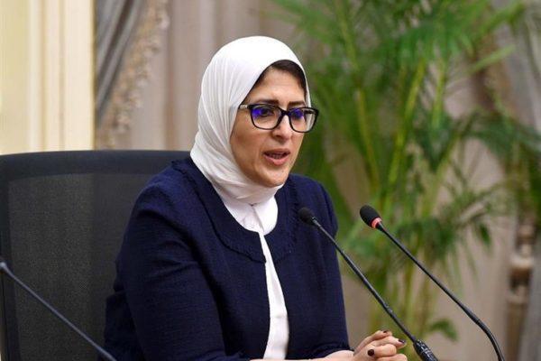 وزيرة الصحة: تجهيز طائرتي مساعدات طبية إلى لبنان بشكل عاجل