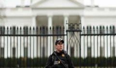 إطلاق نار خارج البيت الأبيض.. ترامب ينهي مؤتمره الصحفي بطلب من أحد معاونيه