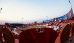بالفيديو والصور.. الأهلي يفتتح ملعبه الجديد.. وعد الخطيب ومباراة للقدامى