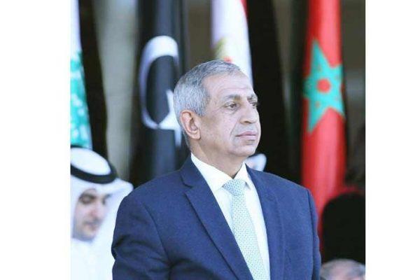 """رئيس الأكاديمية العربية يشارك في اجتماع """"منظمات العمل العربي المشترك"""" لدعم لبنان"""