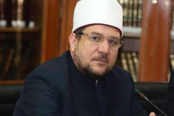 اليوم.. وزير الأوقاف يؤدي خطبة الجمعة بمسجد عمرو بن العاص