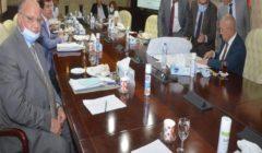 """وزير الإسكان ومحافظ القاهرة يتابعان مشروعات تطوير """"بحيرة عين الصيرة"""""""