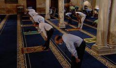 اليوم.. المواطنون يعودون للمساجد في أول صلاة جمعة بعد 5 أشهر
