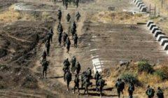جيش الاحتلال يستهدف مجموعة مسلحة تزرع عبوات ناسفة عند الحدود مع سوريا