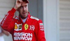 نتائج فيتيل تنذر بموسم أخير سيء مع فريق فيراري لسباقات فورمولا-1