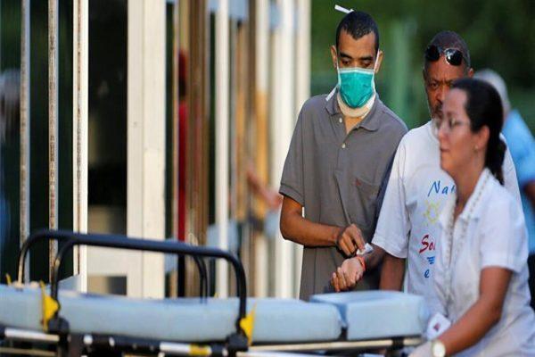 البرازيل تسجل 1154 وفاة بفيروس كورونا خلال الـ24 ساعة الماضية