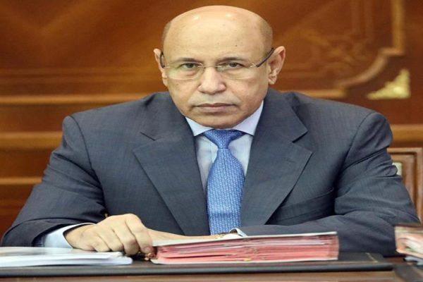 الرئيس الموريتاني يعزي نظيره اللبناني في ضحايا انفجار بيروت