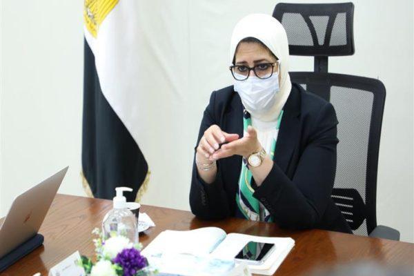 """وزيرة الصحة توجّه بمتابعة توفير حقائب الأدوية لمخالطي مصابي """"كورونا"""""""