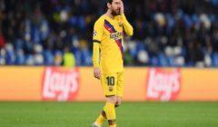 هل يتجنب برشلونة ما حذّر منه ميسي أمام نابولي؟