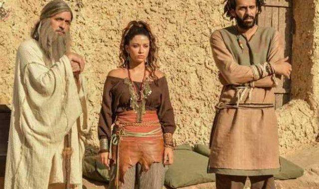 سينتيا خليفة في مسلسل وادي الجن
