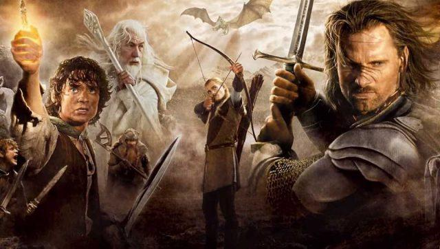 مسلسل The Lord of the Rings