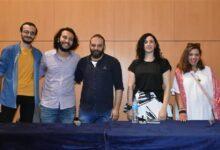عرض 6 أفلام بنادي سينما الشباب بالحرية والإبداع في الإسكندرية (صور)