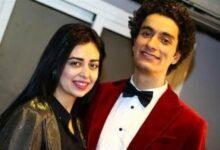 محمد محسن وهبة مجدى يرزقان بطفلهما الثانى