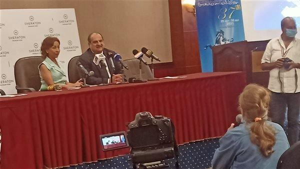 خالد الصاوي: زوجتي أغمى عليها بسبب شخصيتي في «الفيل الأزرق»