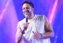 محمد حماقى يحيى حفلًا غنائيًا بالأردن