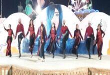فلوجة فلسطين وأذربيجان يتألقون بمهرجان الإسماعيلية الدولي للفنون الشعبية
