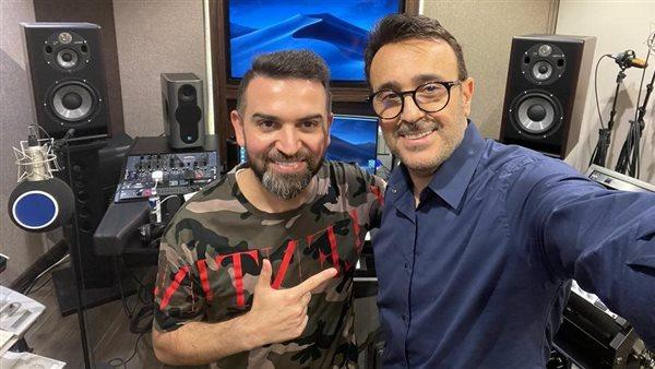 الموزع الموسيقي زيد نديم يستعد للتعاون مع صابر الرباعي ومحمود التركي